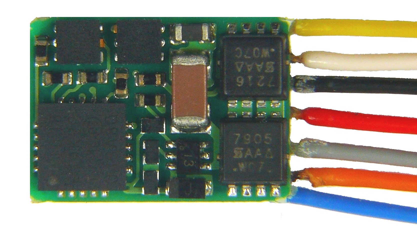 ZIMO Decoder und Sound-Decoder für \