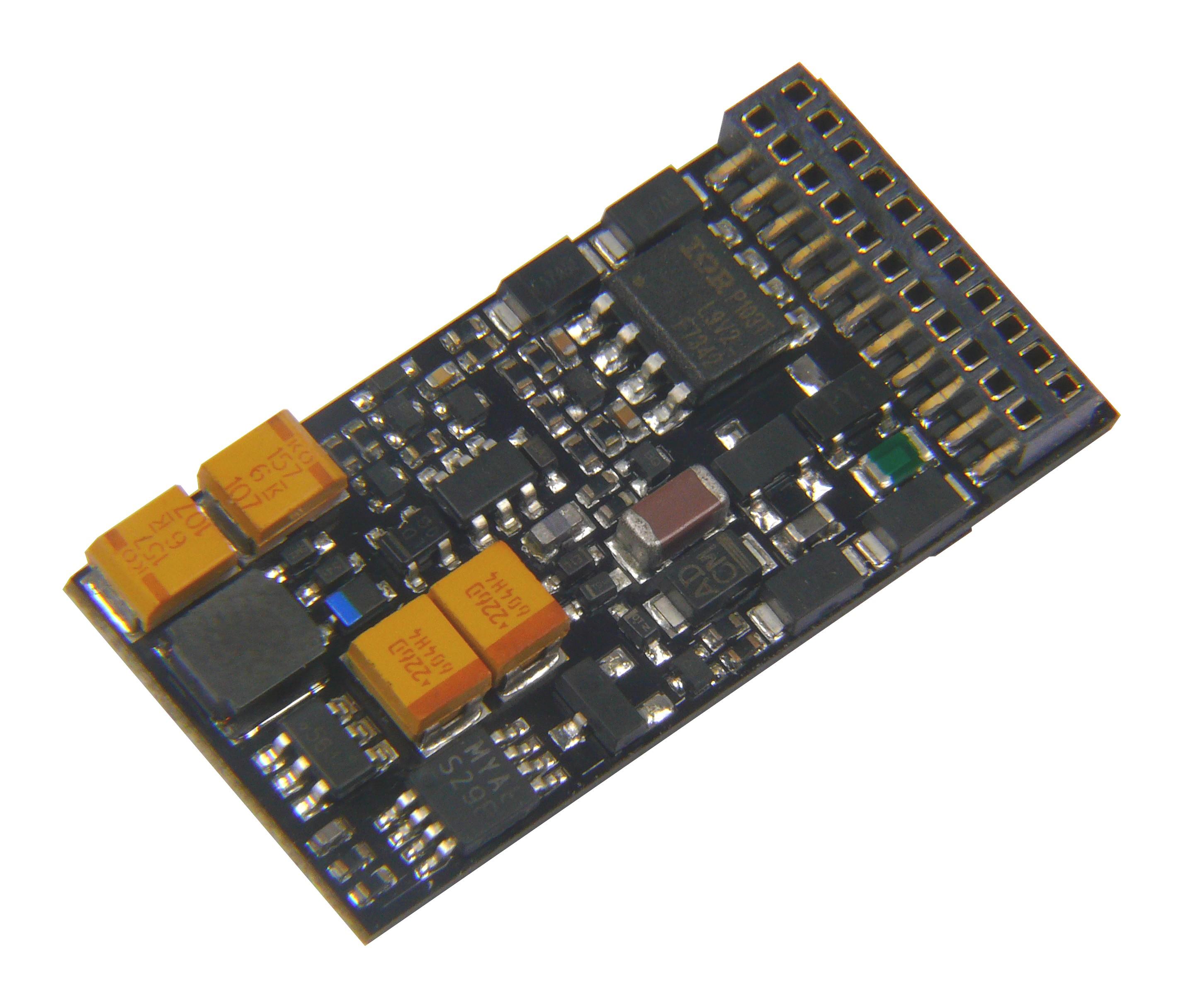 ZIMO Decoder and Sound Decoder für \